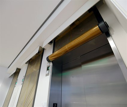 For fire protection engineers who want to provide architects with the utmost freedom when designing elevator lobbies the M600 Smoke Curtain is an ideal ... & Smoke Guard - Smoke \u0026 Fire Rated\u2026   Smoke \u0026 Fire Rated Curtains