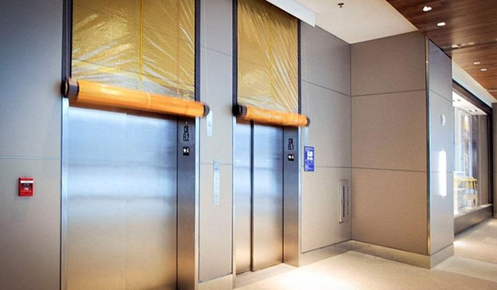 Elevator Smoke Containment - Standard