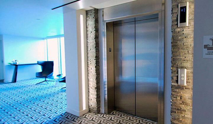Elevator Smoke Containment - Custom